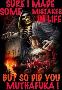 Dark Quotes, Wisdom Quotes, True Quotes, Funny Quotes, Reaper Quotes, Twisted Quotes, Grim Reaper, Death Reaper, Christian Warrior