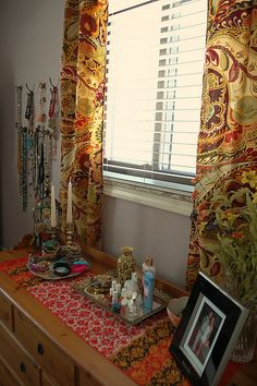 Like this print for livingroom curtains