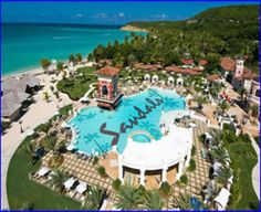 Sandals - Antigua - We miss our honeymoon spot, it was so beautiful.