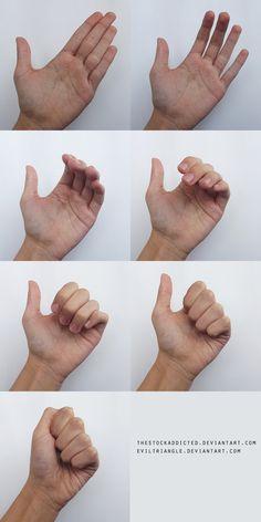 . fist by TheStockAddicted.deviantart.com on @deviantART