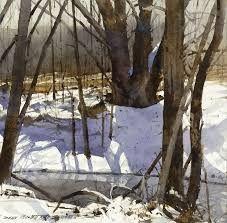 Resultado de imagen de dean mitchell watercolors