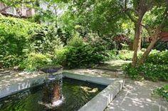 Coy pond