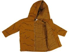 Tiny Cottons AW16 many words jacket veste manteau Montreal Canada