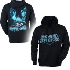 Avenged Sevenfold 'Nightmare' hoodie - my favourite piece of clothing!