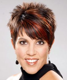 Short Hairstyle - Straight Alternative -   TheHairStyler.com