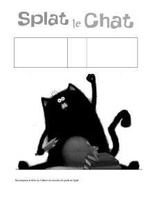 Splat le chat - la maternelle de Camille Splat Le Chat, Album, Cycle 1, Clip Art, Images, Graphics, Halloween, Witches, Party