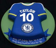 @Meredith Goebel.  Thought of your sister when I saw this. Soccer themed cake.
