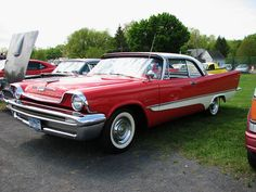 The 1st of our family cars that I remember - 1957 Desoto