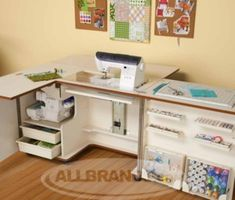 Sewing Machine Furniture | Sylvia Sewing Cabinets | ????? ??? ??????? ?????? | Pinterest | Sewing cabinet Sewing machine brands and Craft corner & Sewing Machine Furniture | Sylvia Sewing Cabinets | ????? ??? ...