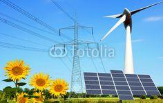 erneuerbare Energie © PhotographyByMK
