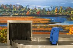 Great Photography Series! (Stewart Airport, Baggage Claim A, 2008)
