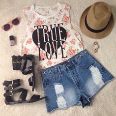 Weekend outfit inspo from darlenerawrs #F21xMe #F21FreeSpirit