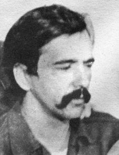 Danny Decarlo, Manson family member and the treasurer of the Straight Satans biker gang.