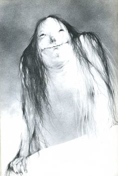 'Scary Stories to Tell in the Dark': The Terrifying Children's Illustrations of Stephen Gammell - ComicsAlliance | Comic book culture, news, humor, commentary, and reviews