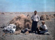 Elképesztő színes fotók a '30-as évek Magyarországáról | Hungarian Farmerpar