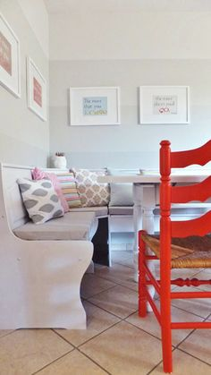Reader Redesign: A Niced-Up Nook   Young House Love