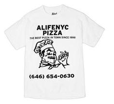 ac2fbc2efcc03 Alife Nyc Pizza T-Shirt