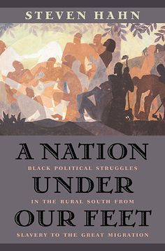 A Nation under Our Feet: Black Political Struggles in the Rural South from Slavery to the Great Migration   Steven Hahn