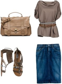 """Neutrals"" by snookyjane97 on Polyvore"