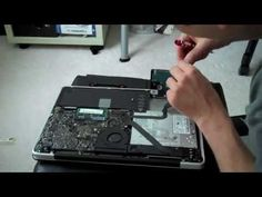 Replace Hard Drive in MacBook Pro 2011 - YouTube