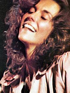 Karen Carpenter - Best female vocalist in this world. No one else can make you feel like she is in the room singing with you - a voice full of raw emotion.