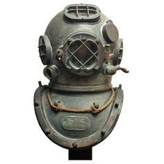 US Navy Diving Helmet Mark V