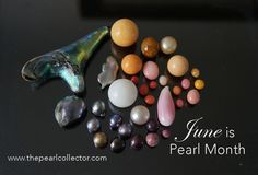 June is Pearl Month