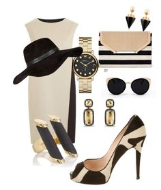 """Fashion 2015♡"" by ahumadarosy on Polyvore featuring PINGHE, Stella & Dot, Una-Home, Christian Louboutin, Marc by Marc Jacobs, Vita Fede, David Yurman, River Island and Maiyet"