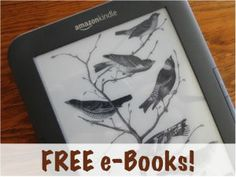 Love to Read??  Load up on fun FREE e-Books! TheFrugalGirls.com