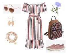 letné šaty pre moletky Outfit, Polyvore, Fashion, Outfits, Moda, Fashion Styles, Fasion, Kleding, Clothes
