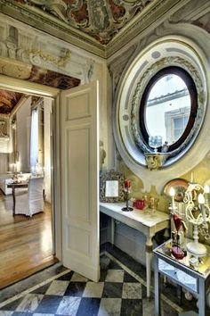 Hotel Palazzo Tolomei Res DEpoca, Florence, Italy