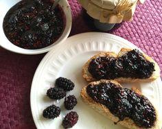 Mermelada de moras Deliciosa para desayunar, merendara,...a cualquier hora