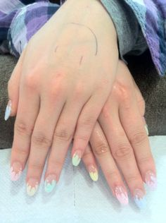 drip manicure