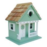 Found it at Wayfair - Beachcomber Sand Dollar Cottage Hanging Birdhouse