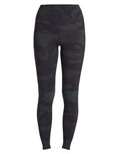 Alo Yoga Vapor High Waist Leggings In Grey Bridge Pose, Camo Leggings, Yoga Fashion, Yoga Inspiration, Camouflage, High Waist, Black Jeans, Shorts, Pants
