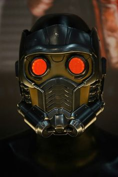 Starlord Helmet for Guardians of the Galaxy Cosplay