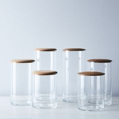 Glass Simple Storage Containers on Food52