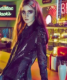 Grimes for Nylon Singapore by An Le