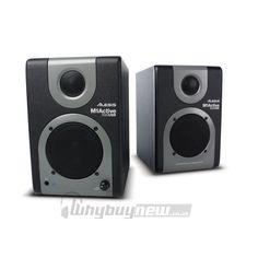 Alesis M1 Active 320 USB Studio Monitors Speakers Pair  http://www.whybuynew.co.uk/speakers/alesis-m1-active-320-usb-studio-monitors-speakers.htm