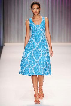 Tracy Reese - Spring 2014 RTW