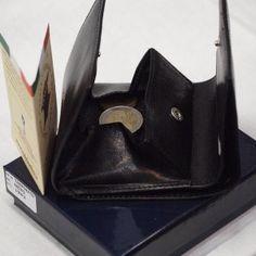 Leather coin purse by #sedjpelletterie