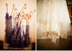 weding diys   Vintage Wedding dress DIY ideas Huntington Beach California you should have rock candy and it is really easy to make and stays good for almost ever