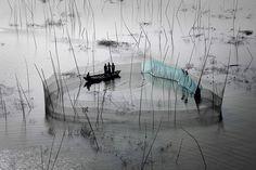 Filet de pêche à Dhaka by Yann Arthus-Bertrand Nature Photos, Beautiful Photos Of Nature, Beautiful Pictures, Dhaka Bangladesh, Aerial Photography, Travel Photography, Nature Photography, Photo Images, Fine Art Auctions