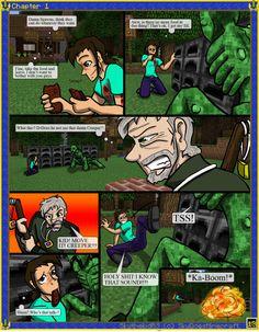 SkyArmy Origins Chapter 1 - 13 by TomBoy-Comics