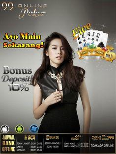 Capsa Online Indonesia : 99onlinepoker Adalah Capsa Online Indonesia Deposit Termurah 10 Rb, Dengan Jaminan No Bot 100% Di layani Costumer Service 24 jam Online