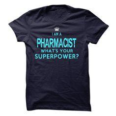 I am a Pharmacist T-Shirts, Hoodies. GET IT ==► https://www.sunfrog.com/LifeStyle/I-am-a-Pharmacist-18330892-Guys.html?id=41382
