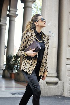 - Scent of Obsession - Fashion Blogger: ANIMALIER