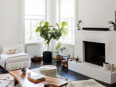 A Bohemian Haven In Brooklyn Townhouse Built By Newlyweds Domino