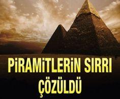 Piramitlerin Sırları