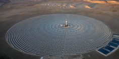 It is with great pleasure that we see SolarReserve has signed an agreement with the Shenhua Group of China to build one of the world's largest Solar Thermal 24-Hour a Day Power plants. This c…